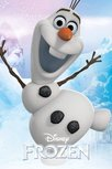 Frozen Olaf Maxi poster