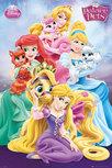 Disney Princess Palace Pets Maxi poster