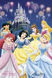 disney princess poster Glitter en Glamour