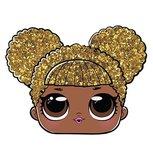 LOL Surprise masker: Queen Bee