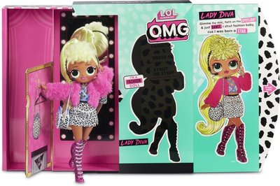 LOL Überraschung OMG Top Secret Diva - Teenage Doll