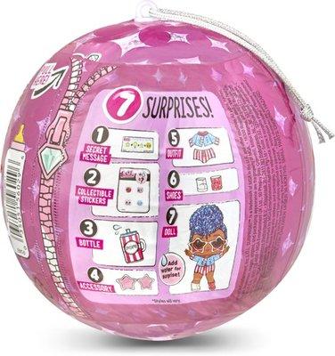 LOL Surprise Doll Sparkle, serie A