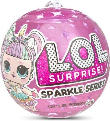 LOL Surprise  Boys + Sparkle