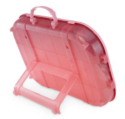 LOL Surprise Fashion Carrying Case, Dark Pink