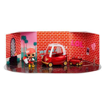 L.O.L. Surprise Furniture Pack - Couzy coupe en MC Swag