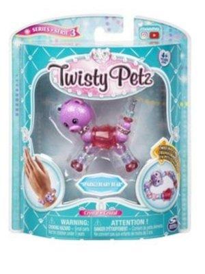 twisty petz sparklebeary bear, serie 3