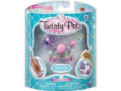 Twisty petz Pompeya Puppy , serie 3