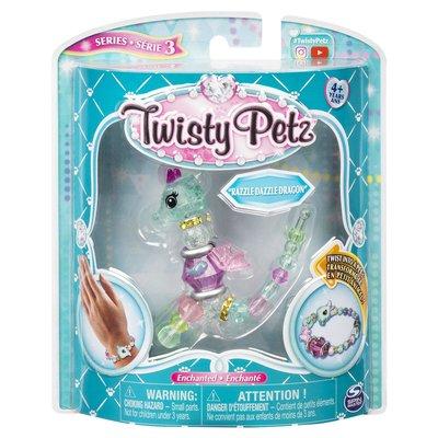 Twisty petz Razzle Dazzle Dragon, serie 3