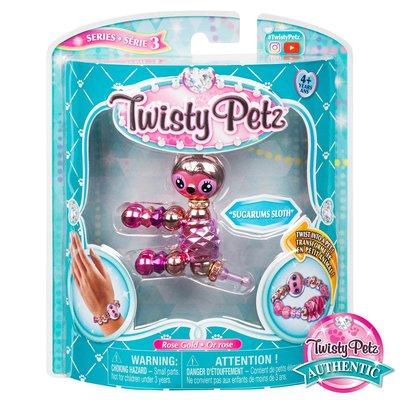 Twisty petz Sugarums Sloth, serie 3