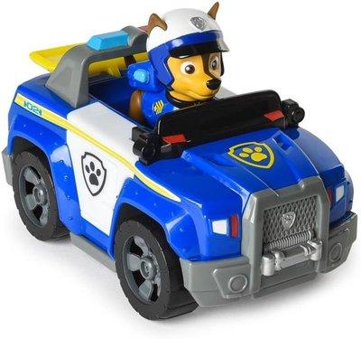 Paw Patrol Chase Highway Cruiser met pup
