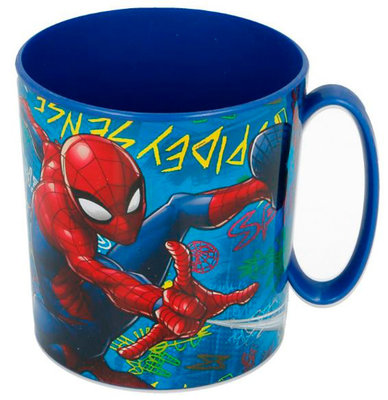 Spiderman mok - micro