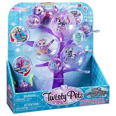 Twisty petz Jewelry tree