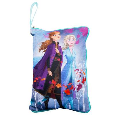 Frozen 2 kussen met opbergvakken