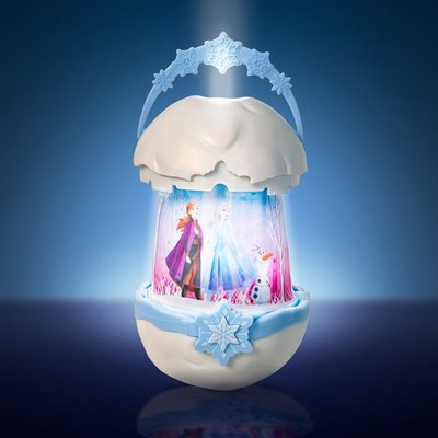 Frozen 2 flash and Go-glow night lamp