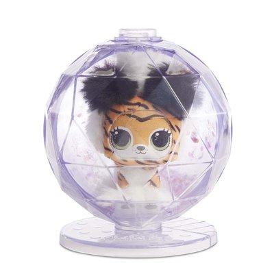 LOL Surprise  Glitter Globe + fluffy petz  + winterdisco