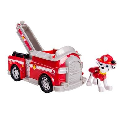 Paw Patrol Marshall  brandweerwagen