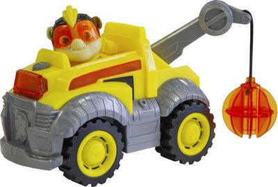 Paw Patrol Rubble cruiser - mighty pups
