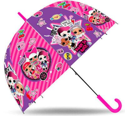 LOL Surprise paraplu - roze