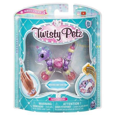 Twisty petz Jewelry tree +  3 Twisty Petz