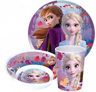 Frozen 2 ontbijtset  - Melamine