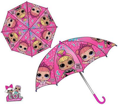 LOL Surprise paraplu - roze Ø 69