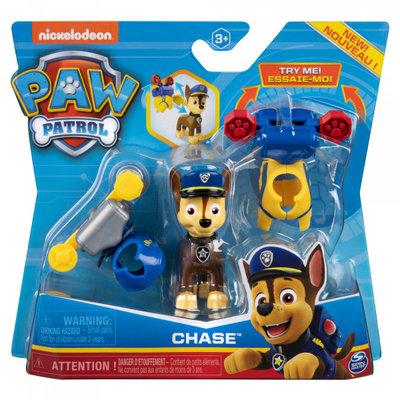 Paw Patrol Chase- action pack pup en accessoires