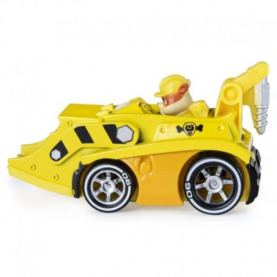 Paw Patrol Die cast voertuig -  Rubble- 7 cm
