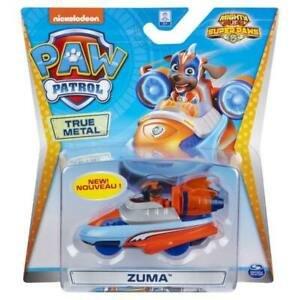 Paw Patrol Die cast voertuig -  Mighty Zuma- 7 cm