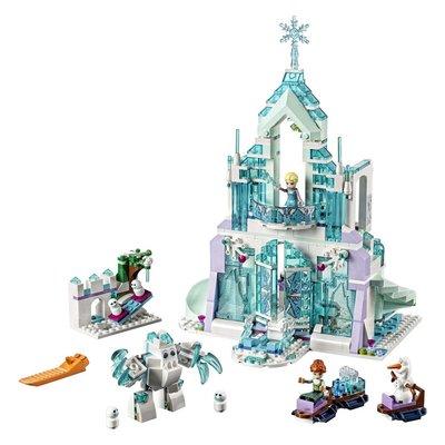 Lego - Frozen Magische ijskasteel
