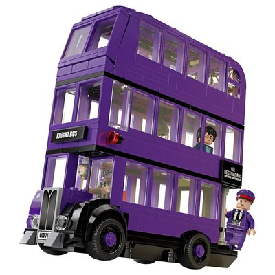 Lego - Harry Potter - The collection bus