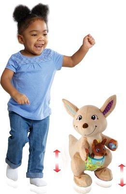 Vtech - Spring en speel kangoeroe