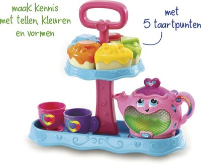 Vtech - Tante Jet Theeset