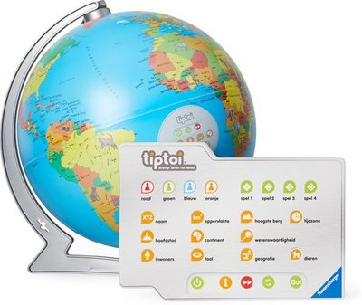 Tiptoi Globe + stift