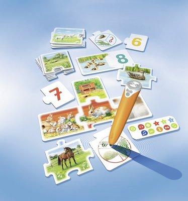 Tiptoi spel- Al mijn dieren
