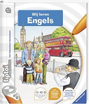 Tiptoi boek - Wij leren Engels