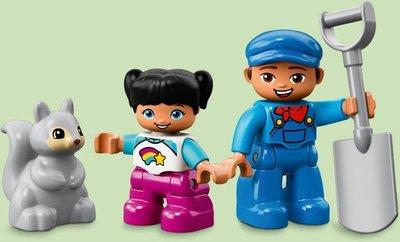 Lego Duplo -  Stoomtrein - 10874