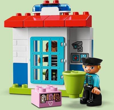 Lego Duplo - Politiebureau - 10902