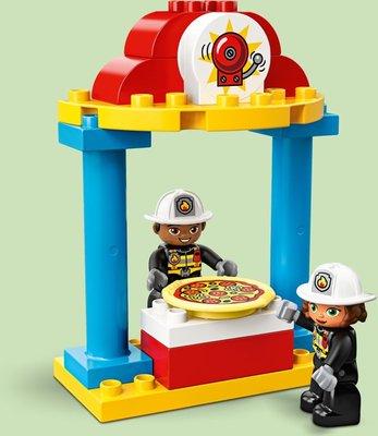 Lego Duplo - Brandweerkazerne - 10903