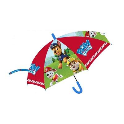 Paw Patrol paraplu - Marshall, Chase en Rubble