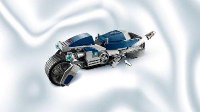 LEGO Marvel Avengers: Endgame Avengers Speeder Bike Aanval - 76142
