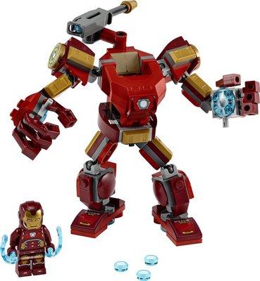LEGO -Marvel Avengers - Endgame Iron Man Mecha - 76140