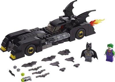 LEGO Batman Batmobile - de Jacht op The Joker - 76119