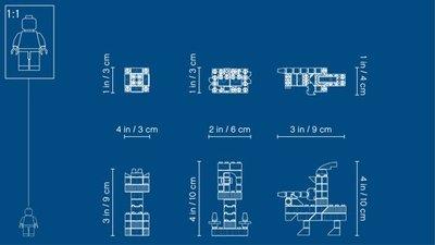 LEGO Classic - Basisstenen Set - 11002