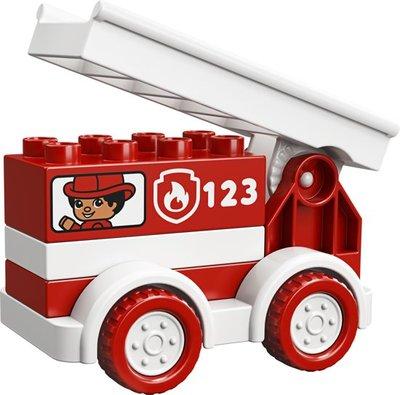 Lego Duplo - Brandweerwagen - 10917