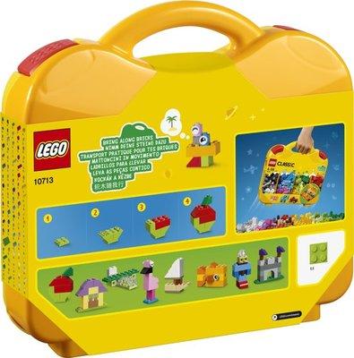 LEGO Classic - Creatieve Koffer - 10713