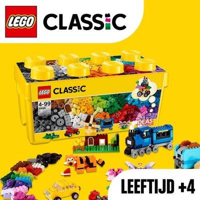 LEGO Classic - Creatieve Medium Opbergdoos - 10696