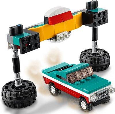 LEGO Creator -  Monstertruck - 31101