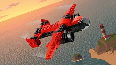 LEGO Creator -  Sportwagen - 31100