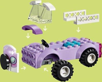 LEGO Friends - Emma's Mobiele Dierenkliniek - 41360