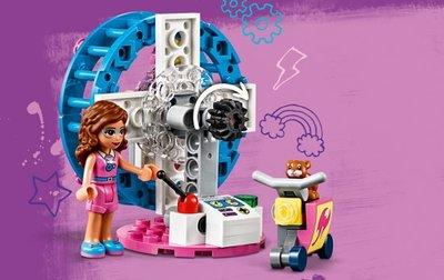 LEGO Friends - Olivia's Hamsterspeelplaats - 41383